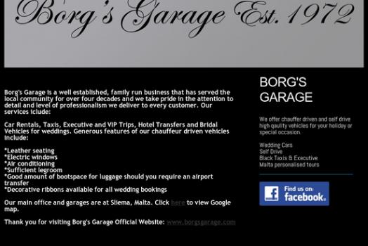 Borg Garage