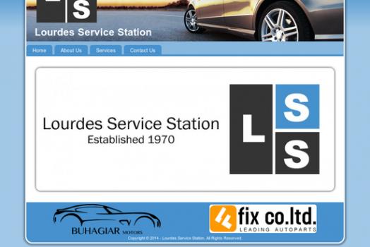 Lourdes Service Station