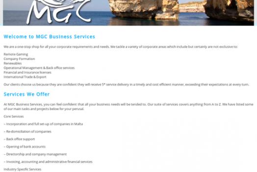 MGC Limited